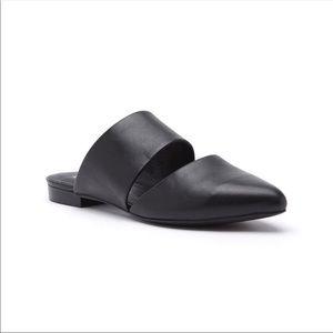 Matisse Berlin Mules Black Leather